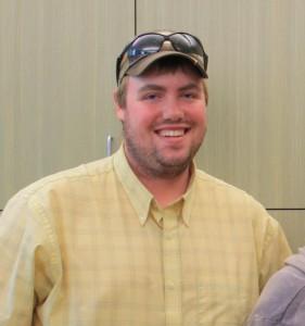 CFWEP Student Employee, Chris Doyle